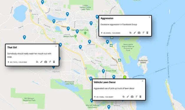 Nanaimo RCMP restore popular Crime Map on city web site