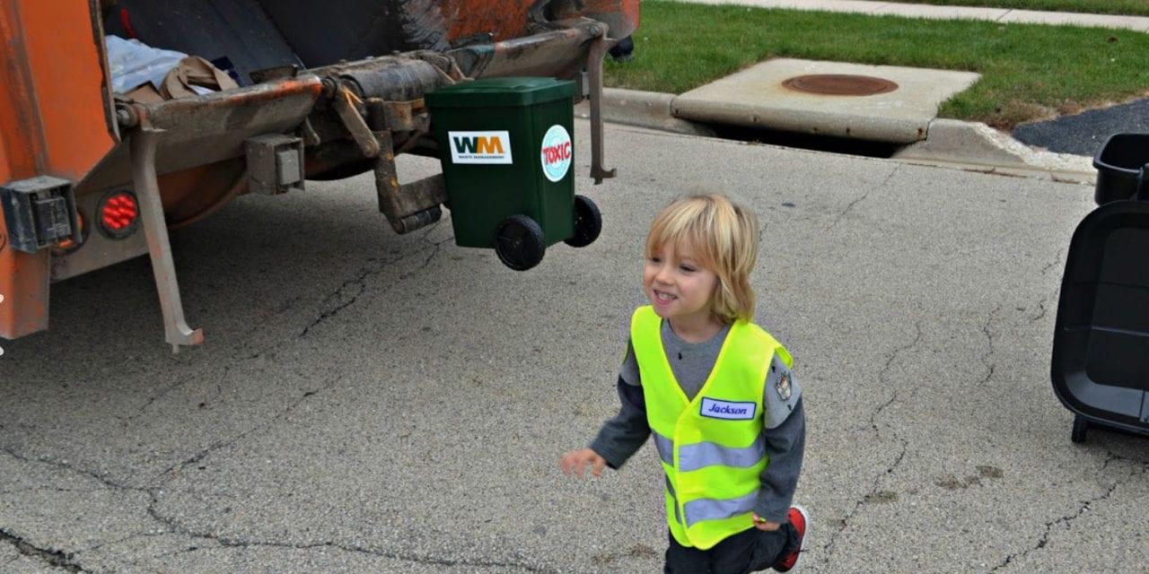 $430M garbage truck fund to include child-run Bin Compliance Program