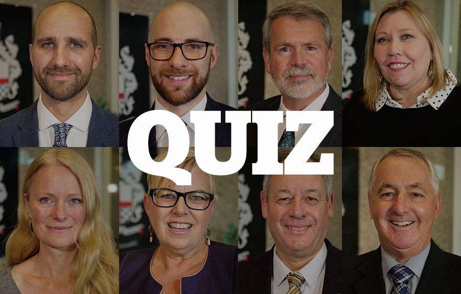 QUIZ: Which Nanaimo City Councillor Are You?