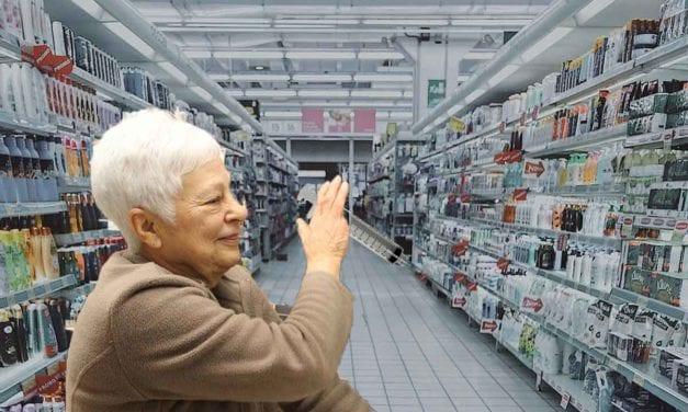 Nanaimo woman wins one-minute Naloxone shopping spree