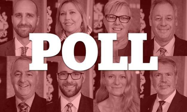 Who is Nanaimo's Sexiest City Councillor?