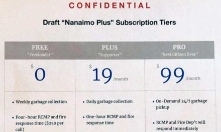 "City to launch ""Nanaimo Plus"" Enhanced Services subscription"
