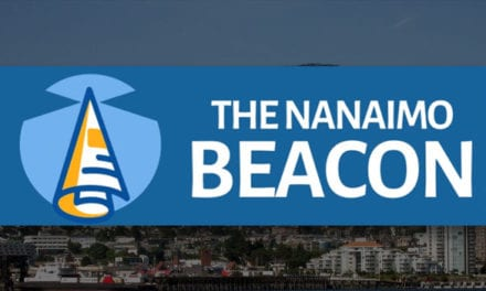 Nanaimo satire site reveals new logo in advance of hostile takeover of local media