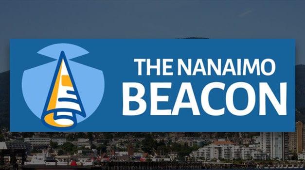 Nanaimo satire site reveals new logo in advance of hostile takeover of local media