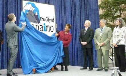 City of Nanaimo unveils new city logo