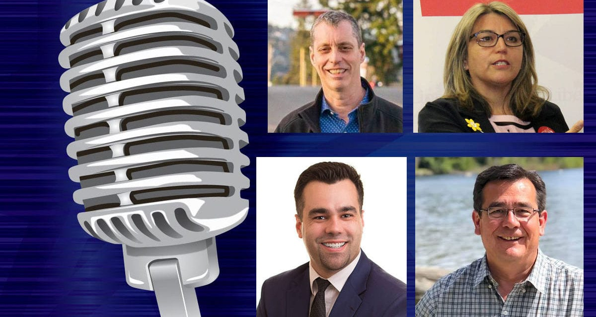 Disturbing Local Podcast Series Shockingly Reveals Candidates Are… Actually Fairly Decent People