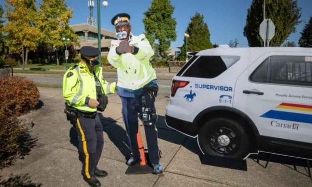 RCMP deploying cardboard cutouts of ex-CFO Victor Mema