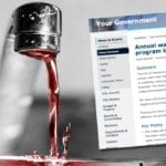 City to Flush Blood of Enemies from Faucets Next Week