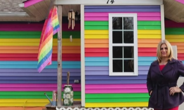 """Local Homophobe """"Horrified"""" to Discover What New Paint Scheme Means"""