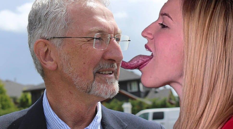 "Annual ""Lick the Mayor"" Event Postponed Due to Coronavirus Fears"