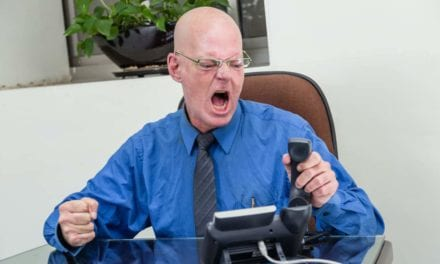 New Program Restores Phone Line With Federal Employees Yelling At You