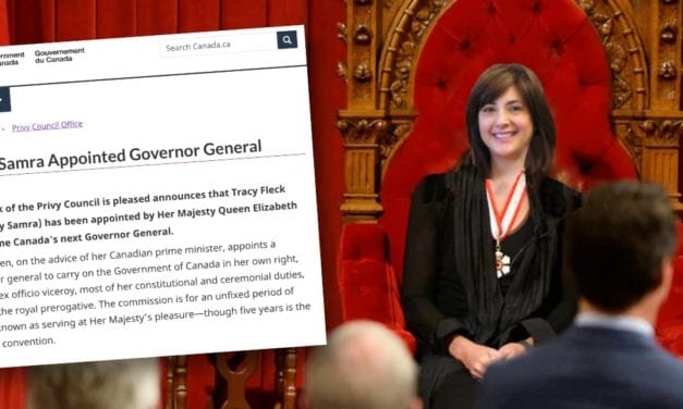 Former Nanaimo CAO to Become Canada's Next Governor General