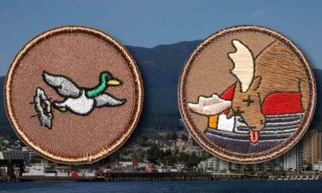 Nanaimo's Climate Badge Awards Should Be Rescinded, Say Activists